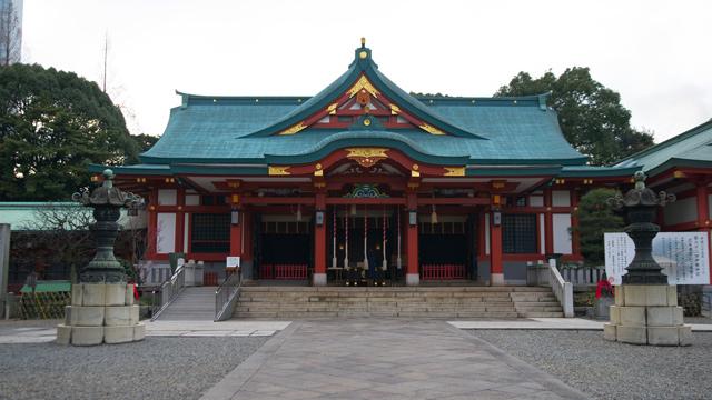 日枝神社 東京