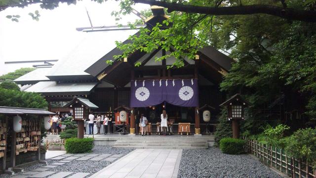 東京大神宮 恋愛